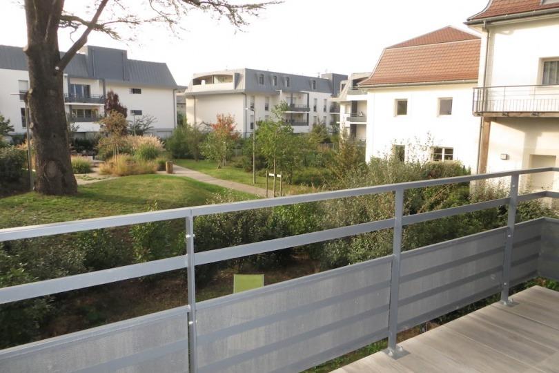 Appartement à louer Saint-Julien Haute-Savoie