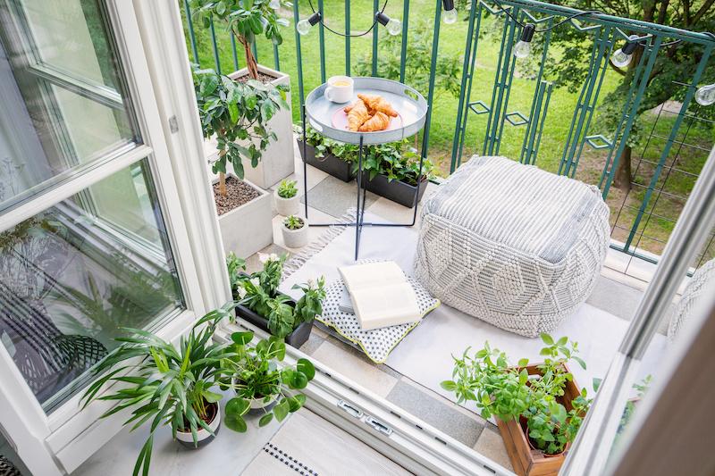 Comment tirer profit au maximum de son balcon