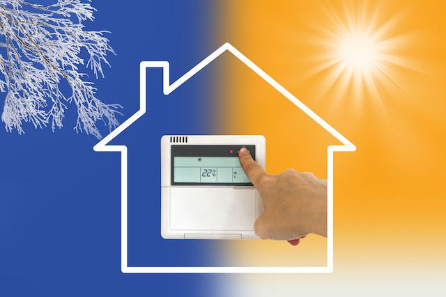 Mettre une maison en hivernage