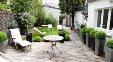 Mettre en valeur son jardin pour bien vendre sa maison