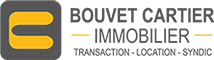 Logo Bouvet Cartier Immobilier